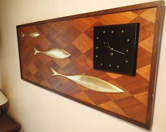 Vintage Cuckoo Clock Pine Cone Weights 420ET Set Of 2