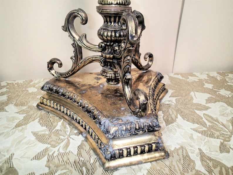 Table Lamp Hollywood Regency Kitsch Shabby Gothic table lamp