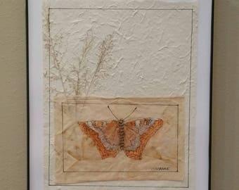 Tea Bag Treasures  - Butterfly