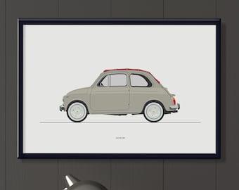 1960 Fiat 500 Jpeg download.