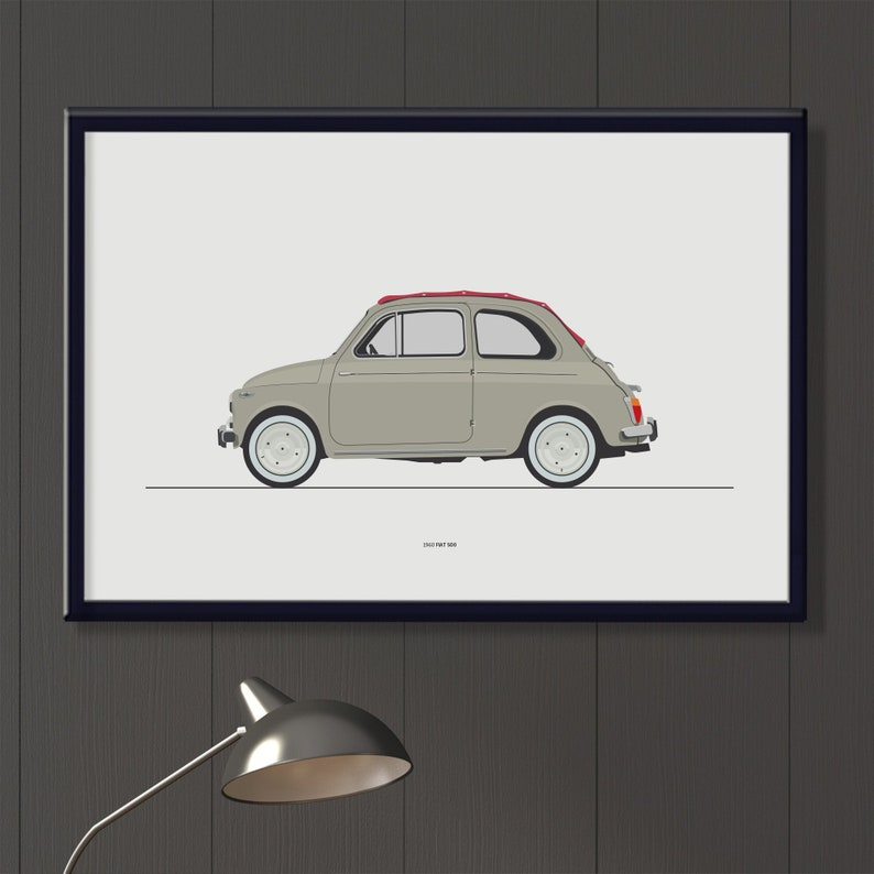 1960 Fiat 500 Jpeg download. image 0