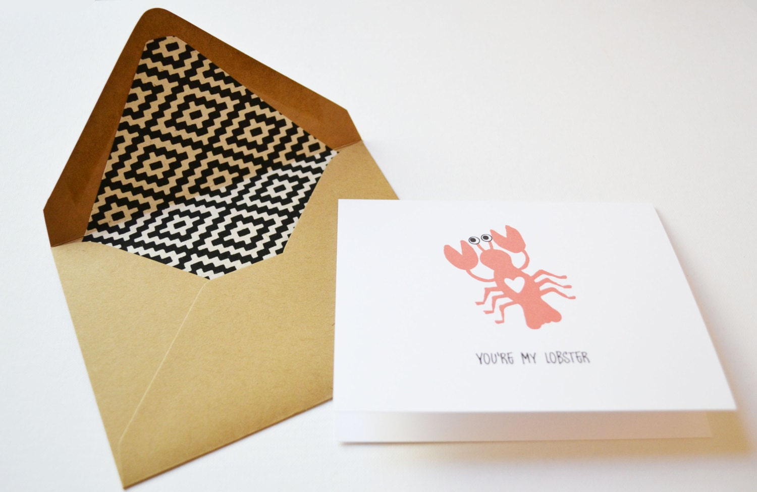 Youre My Lobster Card Anniversary Card For Him Anniversary Card