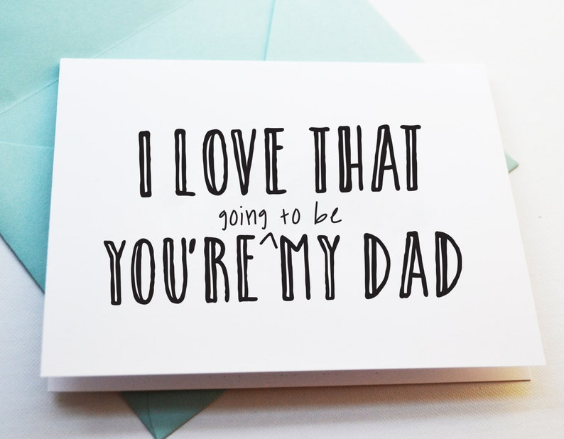 PRINTABLE Card For Future Father In Law Dad