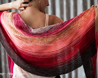 Blurre (crochet pattern)
