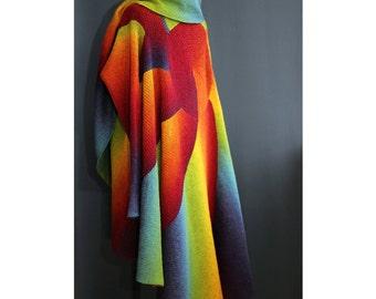 Plus Size Sweater Plus Size Knitted Cardigan Oversize creative coat Plus Size Women's Clothing Oversize Sweater  Cardigan