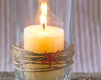 """100% Natural Beeswax Pillar Candle 9"""" x 3"""" - Scented or Unscented"""
