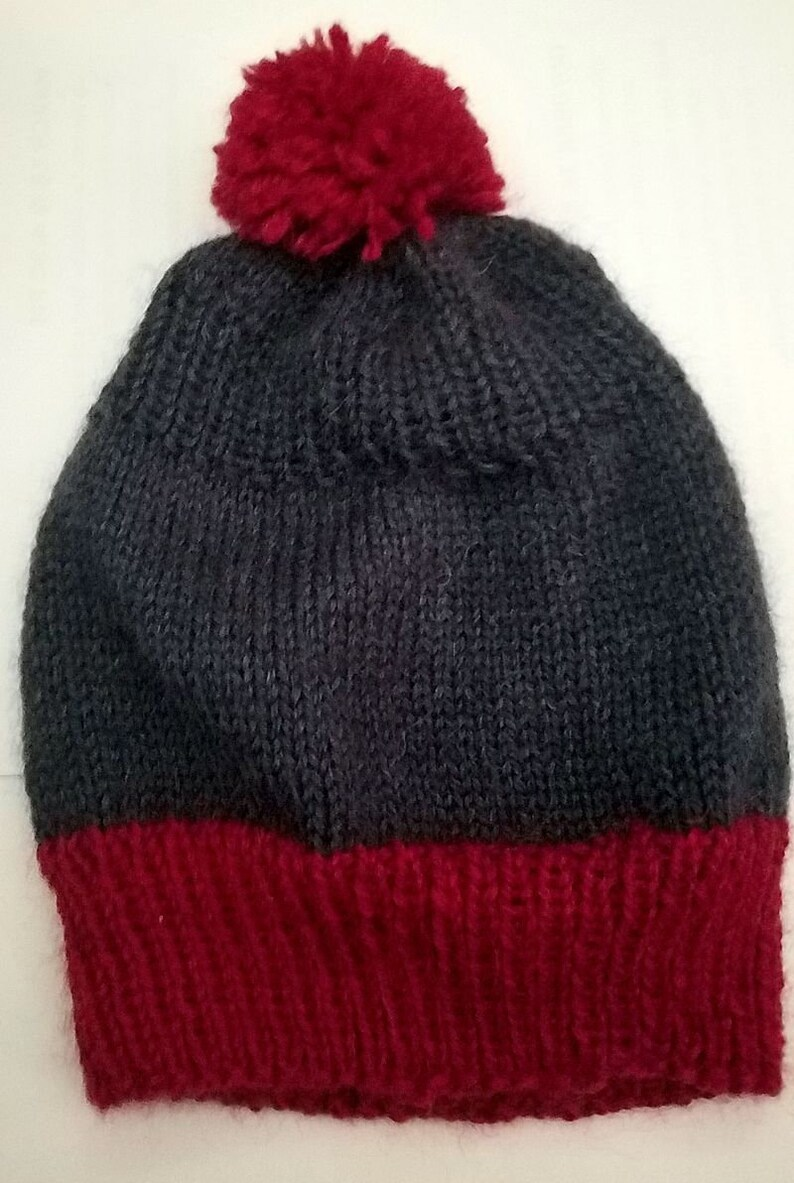 Made-to-Order Adult Stan Marsh Hat South Park Costume Beanie image 0