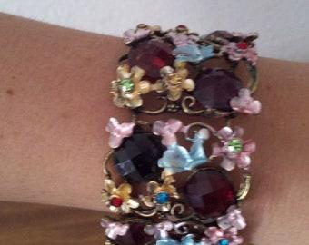 Pretty bracelet - very colorful