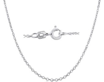 Necklace Chain .925 Sterling Silver