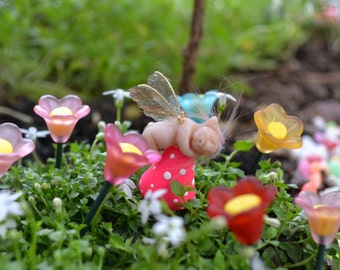 Fairy Flowers Set of 10!
