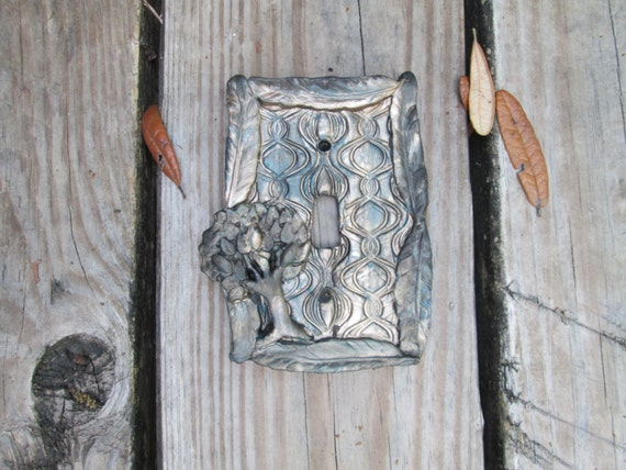 Boho Nature Light Switchplate Cover Resin Light Switch Etsy