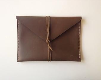 Wedding Leather Envelopes Invitations