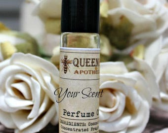 DESIGNER • DUPES || Perfume Oil - 1/3 Ounce Roll On {That 4 Letter Word}