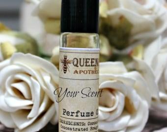 HONEY CHILD - Perfume Oil - 1/3 Ounce Roll On Vegan