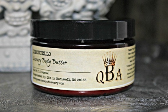 CHOOSE • YOUR • SCENT    Luxury Body Butter with Botanicals, Sea Buckthorn & Vitamins • 4 Ounce