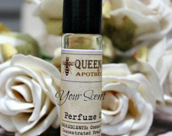 FLANNEL  - Perfume Oil - 1/3 Ounce Roll On