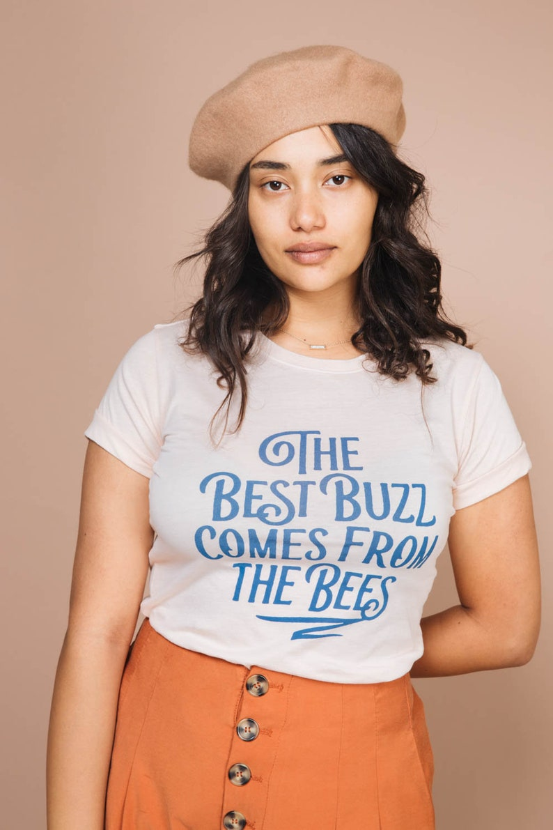 The Best Buzz Comes From The Bees by The Bee & The Fox image 4