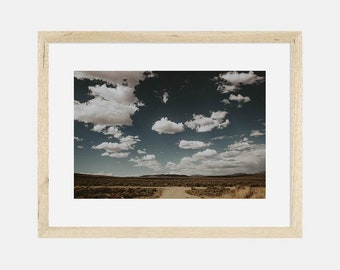 Photographic Print | Clouds