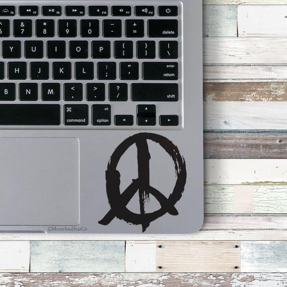 Peace Sign Peace Decal Peace Sticker Peace Symbol Peace Etsy