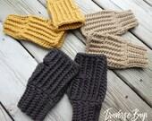 Campfire fingerless glove mitten pattern PDF instant download present gift craft shows MI designer