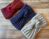 18 colors! Crochet twist headband newborn baby, 0-3m, 3-6m, 6-12m, 9-12m toddler child teen adult