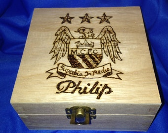 Custom Personalised Memory Box