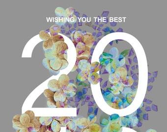 2016 New Years Postcard