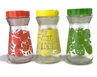 Vintage Juice Caraffe * Orange, Lemon or Lime Juice