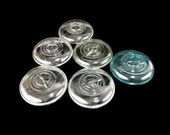 Mason Jar Glass Lid Replacement