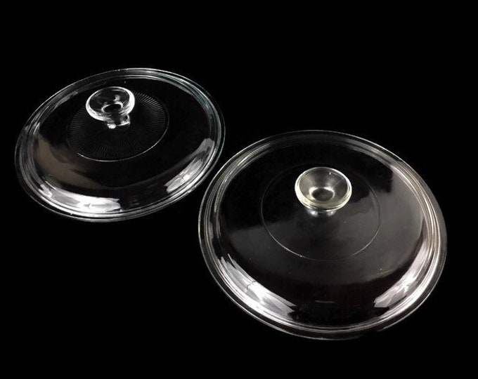 Replacement Pyrex G-1-C A Lid for Round Casserole