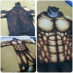Predator Bodysuit Costume (male or female patterns!)