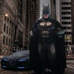 Batman Bodysuit- Prince