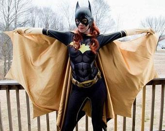 Amazing Batgirl Costume Bodysuit