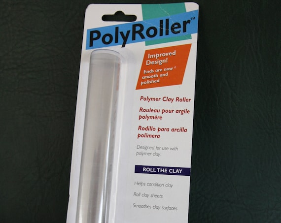 8 inch Acrylic Clay Roller by amaco