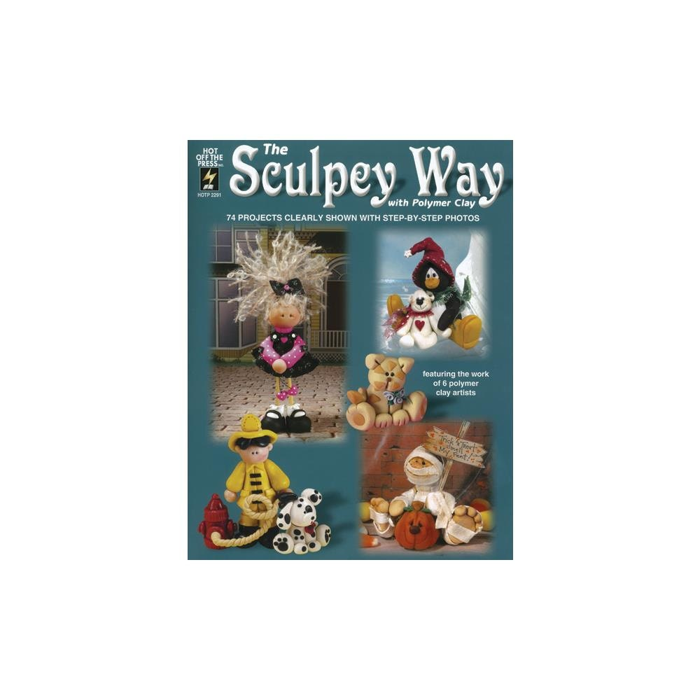 The Sculpey Way Is The Perfect Book Full Of Tutorials To Help
