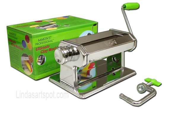 Makin's Ultimate Clay Machine, made for polymer clay