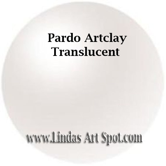 Viva Decor - Pardo Professional Translucent Art Clay, make beautiful faux beach glass and more