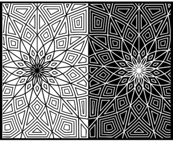 Starburst fine art texture stamp by Helen Breil. Unmounted stamp great for polymer clay, resin clay, stamping and embossings