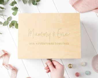 Personalised Mother's Day Memory Box