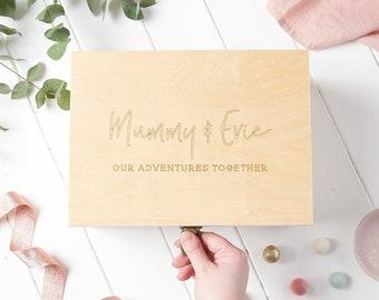 Personalised Mother's Day Memory Box - Personalised Keepsake Box - Keepsake Gift - Christening Gift - Wedding Memory Box