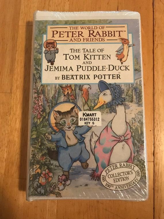Unopened Beatrix Potter VHS