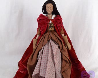 Do Not Purchase see announcementTonner DOLL cloak Red Riding Hood Steampunk Ruby Once Upon A Time
