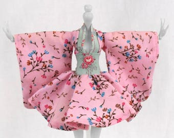 Do Not Purchase see announcementMONSTER DOLL Kimono Wa Lolita Outfit