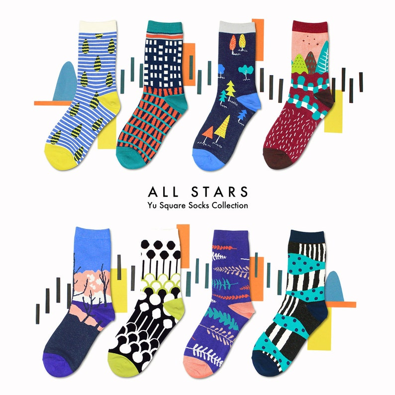3d345eb18 Path Burgundy Unisex Crew Socks mens socks womens socks | Etsy