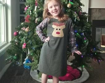 Sleepyhead Nightgown Sewing Pattern | Kids Sleepwear | Pajama