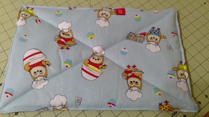 Baking Owls Placemats