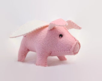 Pig Flying, When Pigs Fly