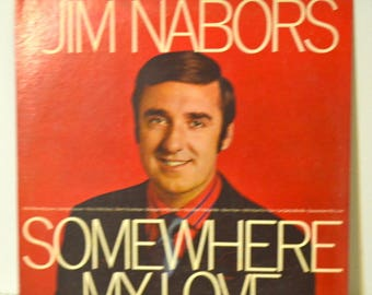 Jim Nabors, lp, record, vinyl record, vinyl lp, vintage lp, gift