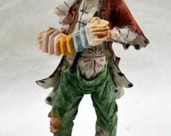Classic Clown Figurine    033