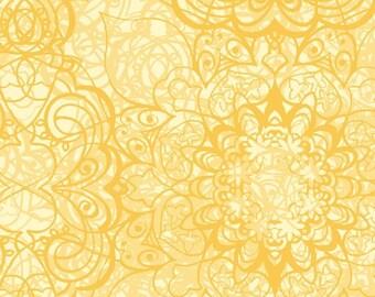 Pirouette, 8239 44 Yellow Tone on Tone